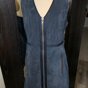 Navy Blue Size Small Free People Dress
